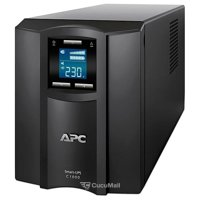 UPS (uninterruptible power system) APC Smart-UPS C 1000VA LCD