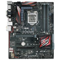 Motherboards ASUS H170 PRO GAMING