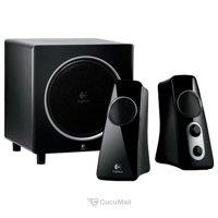 Speaker system, speakers Logitech Z-523